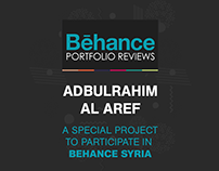 Behance Syria | Abdulrahim Al Aref