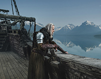 The Witcher (+ Before/After Post)