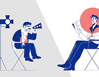 Virsix Star Audition — Brand Animation