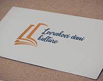Logo Design - Lovrakovi dani kulture