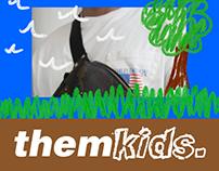 themkids. - Branding/Design