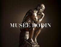 Musée Rodin - redesign