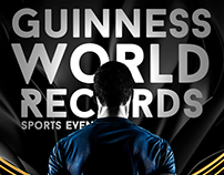 Guinness World Records Sports Event Refused Poster