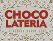 Identidade Visual para Chocolateria
