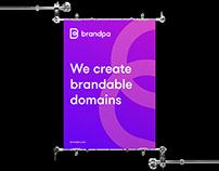 Brandpa | Visual Identity + Rebrand
