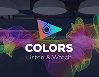 Visual identity - Colors Listen & watch