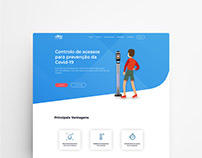 SmartPass - Landing Page and Online Shop