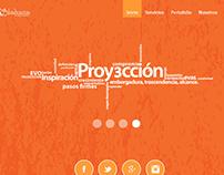 Web site Kalabaza Producciones