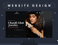 Chandi Ghar Jewellery Website Design