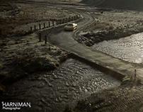Chasing Classics - Honda NSX - aerial video