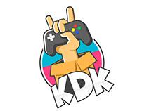 KDK Gaming - Logo