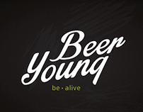 Beer Young | Concepção e produção de evento