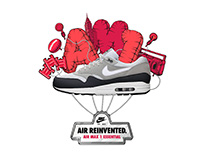 Air Reinvented / Air Max 1 Essential