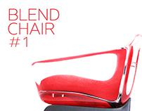 """""""Blend"""" Chair #1"""