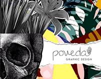 Diseño Editorial - POVEDA GRAPHIC DESIGN