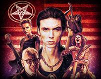 American Satan - Poster Art