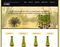 Seven Oaks Farmhouse Cider