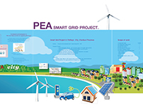 PEA Smart Grid Project.