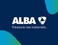 ALBA - Rebrand