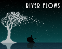 River Flows -Album Cover