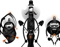 Various illustrations  ( 2010- )