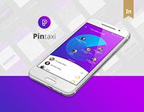 Pin taxi - Car Booking app / Ứng dụng đặt xe