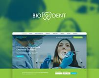 Biofordent website dentistry