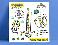 Fears or chances? Pandemic thoughts on graphic notes