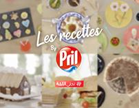 Les Recettes by Pril