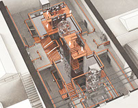 Hackney Metal and Glass Workshop - Space Rejuvination