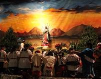 Vigen de Guadalupe Evento 2015