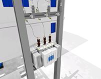 Transformador WEG / Record Eléctric SAECA