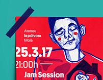Jam Session, Ateneu La Pólvora