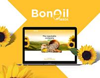 BonOil - Web Design & Rebranding