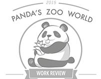 Panda's zoo world(animals)