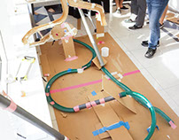 Mini-Golf Process, Faculty & Student Collaboration