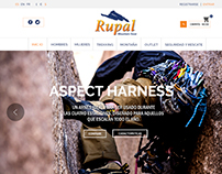 Diseño Final web - Rupal Mountain Gear