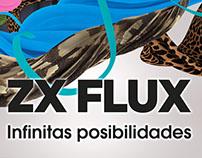 ADIDAS ORIGINALS ARGENTINA - ZX FLUX