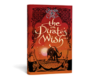 Cassandra Rose Clarke -The Pirate's Wish Cover
