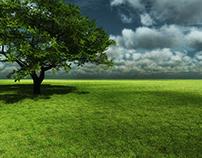 Monsoon by Girish Vasharambhai Bagadia