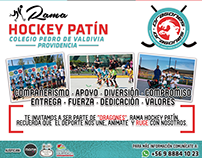 """Dragones"" Hockey Patin"