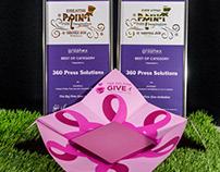 Nonprofit Gala Invite