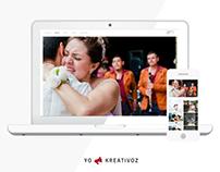 Diseño web AldoMax