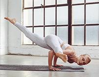 Cole | Athleta | Yoga