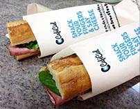 Café Ciel by Gefsinus Catering   Rebranding