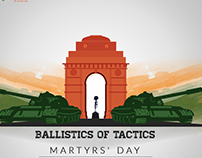 Martyrs Day   Cognizance 2016