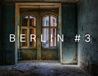 Deserted places #3 - Berlin 2014