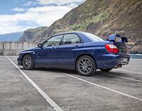 Subaru Impreza Prodrive TN