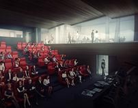 MIS PRO competition (Daniel Gusmao Arquitetos)