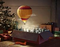 ORANGE  CHRISTMAS CAMPAIGN
